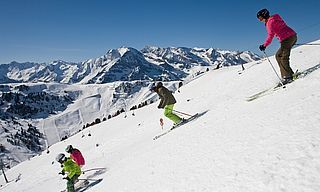 [Translate to en:] Ski Opening im Zillertal